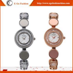 Buy cheap O vestido disponível misturado cores do relógio do bracelete de relógios da mulher da ordem YQ06 2 olha o luxo novo product