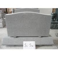 Individual Tombstone And Monument With Polished Surface Treatment