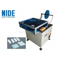 Buy cheap Automatic Servo System Insulation Paper Forming And Cutting Machine Middle Type product