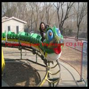 Buy cheap park amusement ride Fruit Worm Roller Coaster product