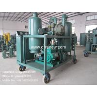 Buy cheap Insulation Oil Regeneration System   Oil Reclamation Machine   Transformer Oil Recycling product