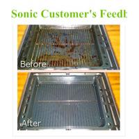 Buy cheap Fast Food Stainless Steel Soak Tank Chemical With Heater On / Off Indicator Light product