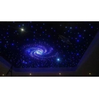 Buy cheap Starfield Ceiling Fiber Optic Star Ceiling with Shooting Star For Home Cinema product