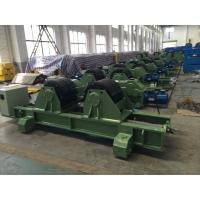 Buy cheap Adjustable Manual Travel Pipe Rotator For Heavy Workpiece product