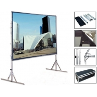 """Buy cheap 4/3 Format 72"""" Foldable Projector Screen 32x32mm Frame product"""