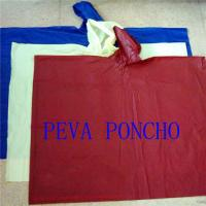 Buy cheap Poncho da chuva de 100% PEVA product