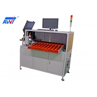 Buy cheap HFX65-10 18650 Battery Sorting Machine 10 Grades Structure With Full Alarm Function product