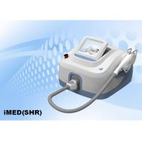 Buy cheap Elos IPL RF Fractional Laser Hair Removal Machines , Portable E Light Beauty Machine product