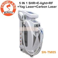 Buy cheap Painless opt laser Ipl Hair Removal Machine IPL SHR Laser from wholesalers