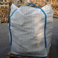 Buy cheap Custom Size / Color Industrial Mesh Bags Easy To Load And Unload 1000kg product