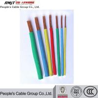Buy cheap High grade PVC Insulated PVC Sheathed Flat Wire--H03VV-F, H05VV-F product