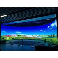 Buy cheap P2.5mm Flat Screen Advertising Display Large Imaging Angle High Definition from wholesalers