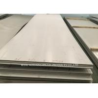 China ASTM A240 Hot Rolled Stainless Steel Plate 304L Bright Annealed Finish wholesale