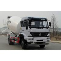 China Small 5CBM Mixer Cement Truck , Concrete Truck Mixers With Speed Reducer on sale