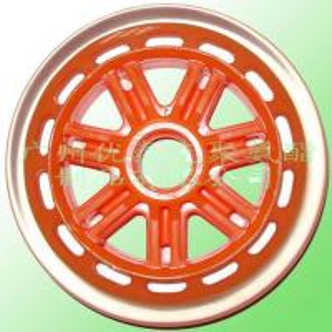 Встроенный конек скорости катит профессиональное колесо ПУ