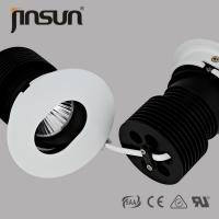 Buy cheap 15W 730Lm Tiny Cree Chip Warm White Cut Out 75mm Of Led Spotlight With Xiezhen Driver product