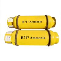 Buy cheap Colorless Natural Ammonia Refrigerant R717 Gas NH3 99.8% Purity CAS 7664 41 7 product