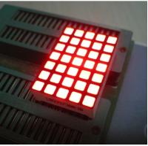 Buy cheap Waterproof 5x7 Dot Matrix Led Display Square with High brightness product