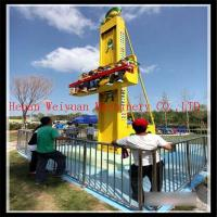 Buy cheap Kids Game Machine Amusement Jumping Frog theme park rides product