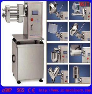 小さいバッチ生産の実験室の使用のための薬剤の実験室機械(BSIT-II)