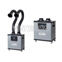 Buy cheap Air Purifying Solder Fume Extractor Benchtop Unit , Laboratory Fume Extractor 99.97% Efficiency product