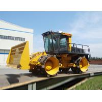 Buy cheap Sanitary landfill compactor Shantui SR26MR-3 26ton trash compactor best price product