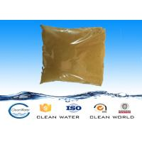 Buy cheap Chemical  Poly Ferric Sulphate for water treatment decolorizing product
