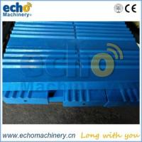 China high chrome steel casting parts for Striker 907 impact crusher wholesale