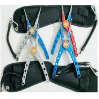 China Best quality plastic PU spiral coiled plier or other hand tools lanyard w/carabiner&ring on sale