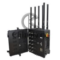 Buy cheap 1500m Portable Drone UAVS Signal Jammer product