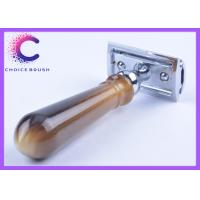 Buy cheap Male Classical horn handle double edged safety razor for shaving product