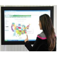 Buy cheap 70 Inch SK Series Industrial Kiosk Touch Screen Monitor For 30000 Hours product