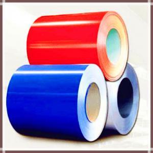 Buy cheap Les matériaux chauds de construction de bâtiments de vente colorent l'acier en Chine product