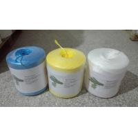 Buy cheap Split Film Fibrillate Twisted 2.5g / M Yellow Banana Rope Twine Virgin PP Material product
