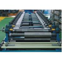 Buy cheap 18 Forming Stations Automatic Double Layer Roll Forming Machine With PLC Control product