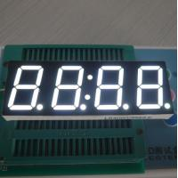 Quality Four Digit 7 Segment LED Display Small Current Drive High Efficiency Easy for sale