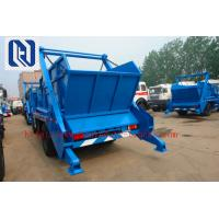 Buy cheap SINOTRUK 30T Hork Arm Garbage Truck Collection Trash Compactor Truck Euro2 336hp 10 Tires product