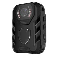 Buy cheap Shockproof Police Body Cameras GPS Live Streaming Function ROHS Approved product