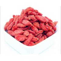 Buy cheap Raw Material Dried Fruit Snacks , Organic Dried Fruit Goji Berrie For Health Care Tea product