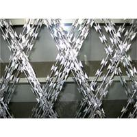 Buy cheap Welded Razor Wire mesh product