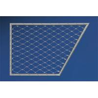 Buy cheap SUS 316 7x7 7x19 Stainless Steel Wire Rope Mesh Fence For Animal Enclosure product