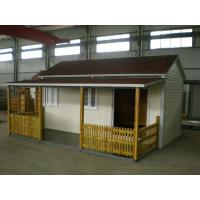 China Galvanized Steel Portable Modular Homes , Prefab Container House on sale