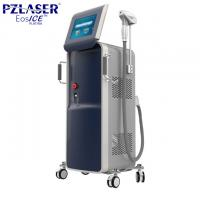 Buy cheap Skin Tightening 808 Laser Hair Removal Device , Home Laser Hair Reduction Machine product