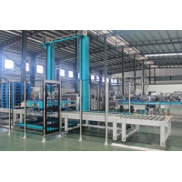 Buy cheap Flexible Accurate Compared Automatic Palletizer Machine product