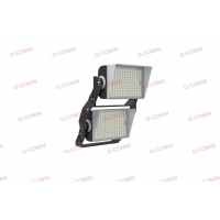 Buy cheap Terminal Tennis Court Led Flood Lamps 30° 60° 90° 170lm/w 600w product