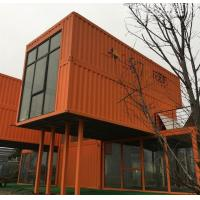 Buy cheap Portable Laundry Office Container House 20FT Customize  Design Eco Friendly product