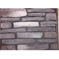 Buy cheap Multi - Shape Concrete Brick Veneer , Artificial Faux Stone For Outside Of House product
