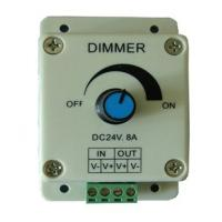 Buy cheap RF Remote LED Dimmer/RGB LED dimmer CE&ROHS(12/24V DC )) product