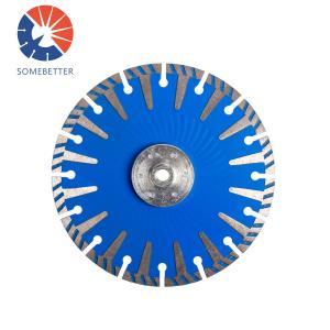Buy cheap Segmented diamond core bit blade saw blade for cutting granite product