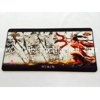 China Sexy Anime Yugioh Custom Playmat Large Foldable For Card Game on sale